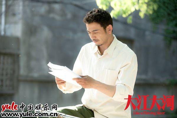 大江大河发布纪录片杨烁对待角色认真用心值得称赞